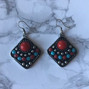 Southwest Style Earrings