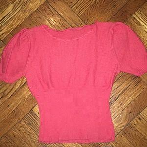 Vintage 1950's sweater top