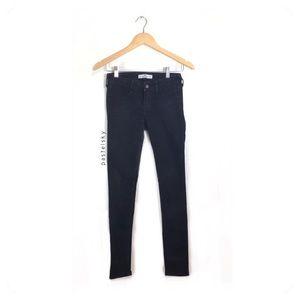 HOLLISTER skinny black jeans