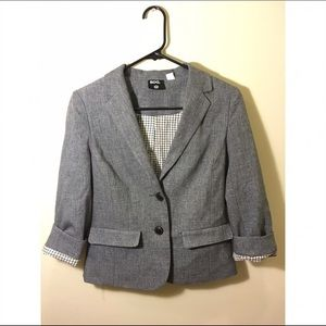 {bdg} for urban outfitters gray blazer!