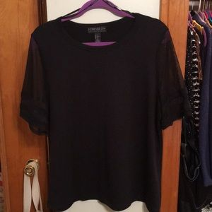 Athletic Chic Top