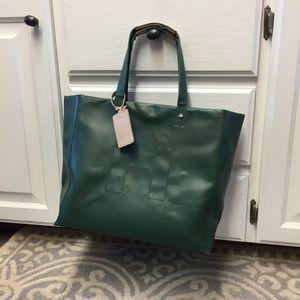 8bd20e476e Hunter Bags - Short Original Rubber Tote Bag