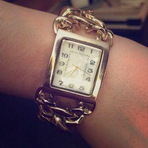 Loft Gold Watch