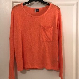 Urban outfitters salmon sweater