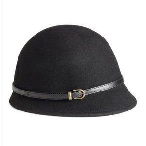H&M cloche hat