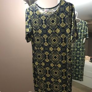 LuLaRoe Julia Medium NWT