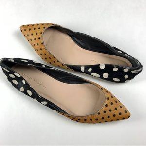 Loeffler Randall Pointy-toe Flats