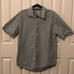 Old Navy Casual Short Sleeve Button Down