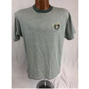 Vintage Ducks Unlimited Striped T Shirt