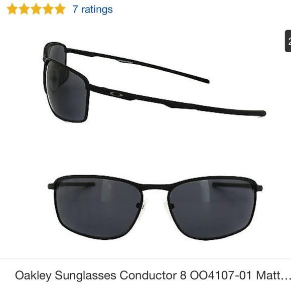 Oakley Accessories | New Mens Wire Metal Frame Square Sunglasses ...