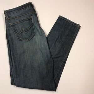 [AG Adriano Goldschmied] The Kiss Skinny Jeans