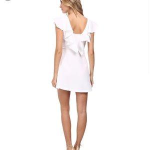 BCBG generation white dress