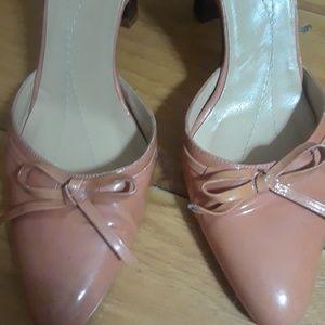 Kate Spade Pink Heels Sz 8.5