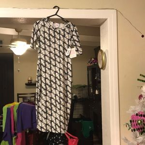 XXS LULAROE Julia dress