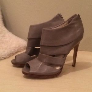 Calvin Klein Cut-Out Heels
