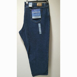 1b836be5 Wrangler Jeans - Wrangler Blues Tapered Leg Jeans Plus 30 x 30