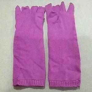 Ann Taylor fingerless gloves