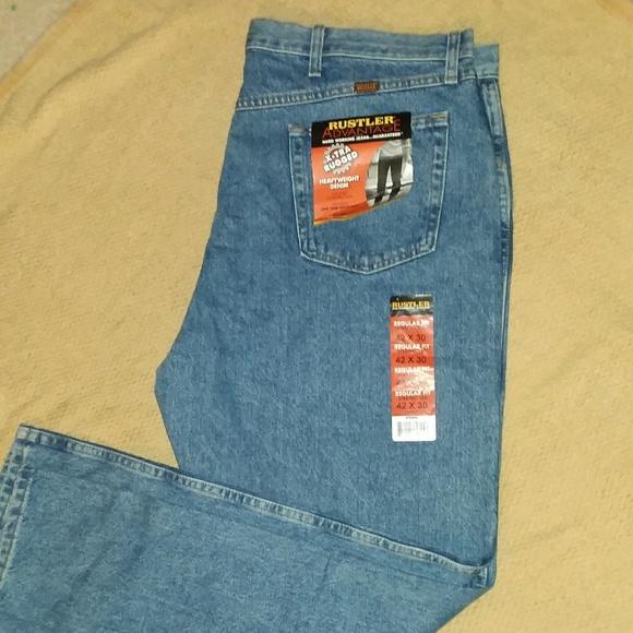 5daec0b8 Wrangler Jeans | Mens Rustler | Poshmark