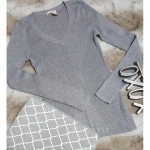 DKNY gray top