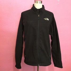 The North Face Black xl jacket.  Not fleece