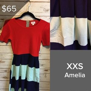 Coming soon! LuLaRoe Amelia XXS