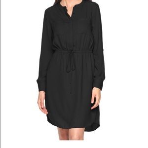 Apt. 9 Black Shirtdress