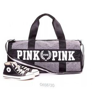 Handbags - New Pink Duffle Bag