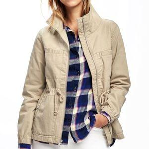Twill Field Jacket for Women XS