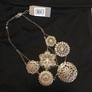 Nordstrom's chunky necklace