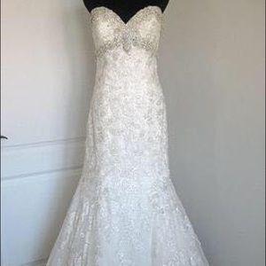 Allure wedding gown