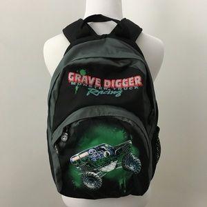 Vintage 90s Gravedigger Backpack
