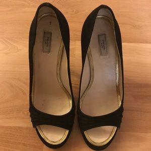 Prada high heels shoes