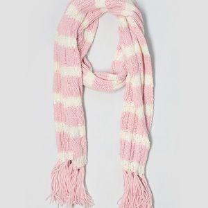 GAP wool scarf light pink
