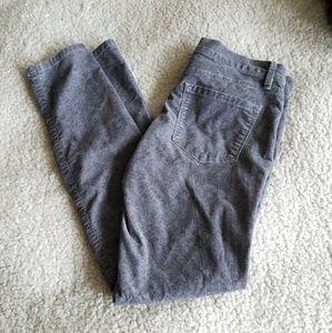 Ann Taylor LOFT Size 8 Modern Skinny Corduroy Pant