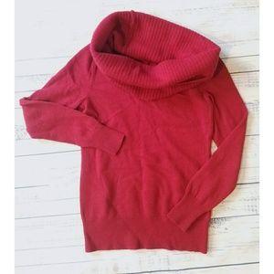 Banana Republic Wool Cashmere detachable cowl