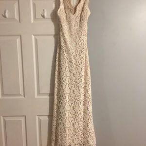 BHLDN Cheyenne wedding dress size 4