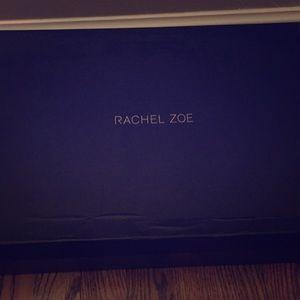 Rachel Zoe tall black boots