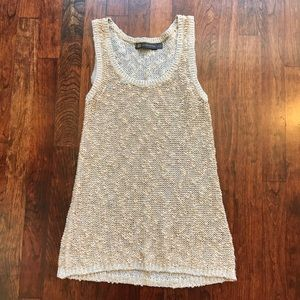 Knit Sleeveless Sweater