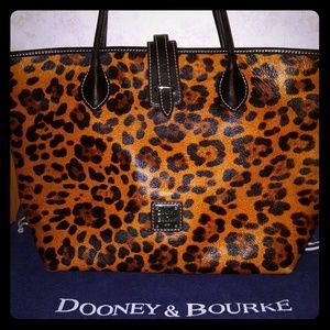 Authentic Dooney and Bourke tote