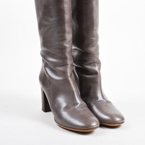 Chloe Sandy Sport Boots in grey