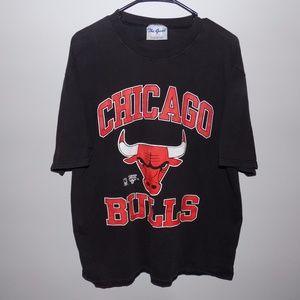 Vintage 90's Chicago Bulls SS T-Shirt