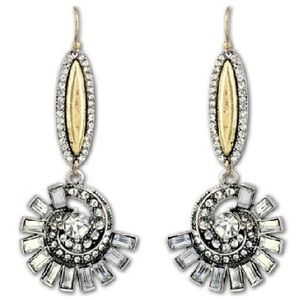 Stunning statement earrings