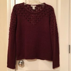 NWT Design History Sweater (M)
