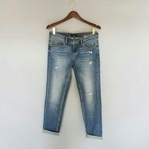 banana republic girlfriend style jeans
