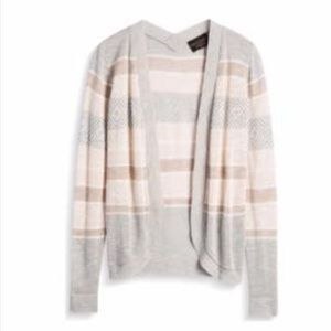 Stitch Fix Absolutely Jeanne printed cardigan