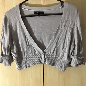 Express cardigan used