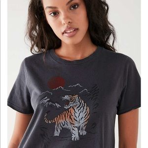 Urban Outfitters Future State Tiger + Sun Tee