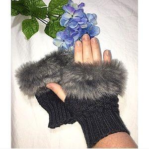 🆕 Fingerless Gloves