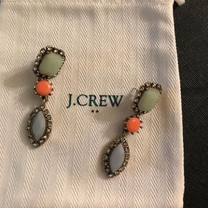 J. Crew Statement Earrings