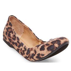 Leopard Mossimo Flats